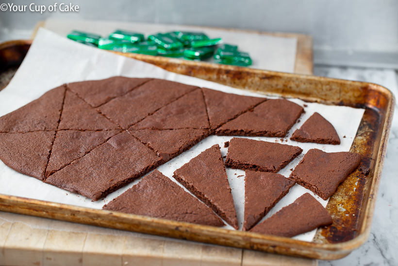 How to make Brownie Bark