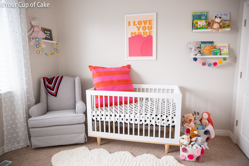 7 Tips on How to Decorate a Nursery on a Budget - Your Cup ...