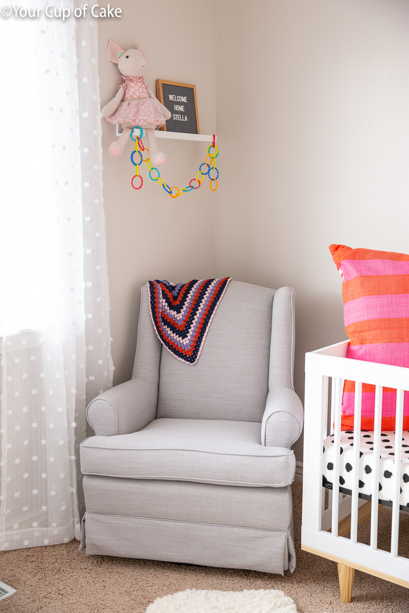 Buy Buy Baby Glider Rocker hack!