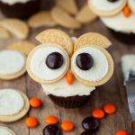 Easy Oreo Owl Cupcakes + Owlet Smart Sock Review