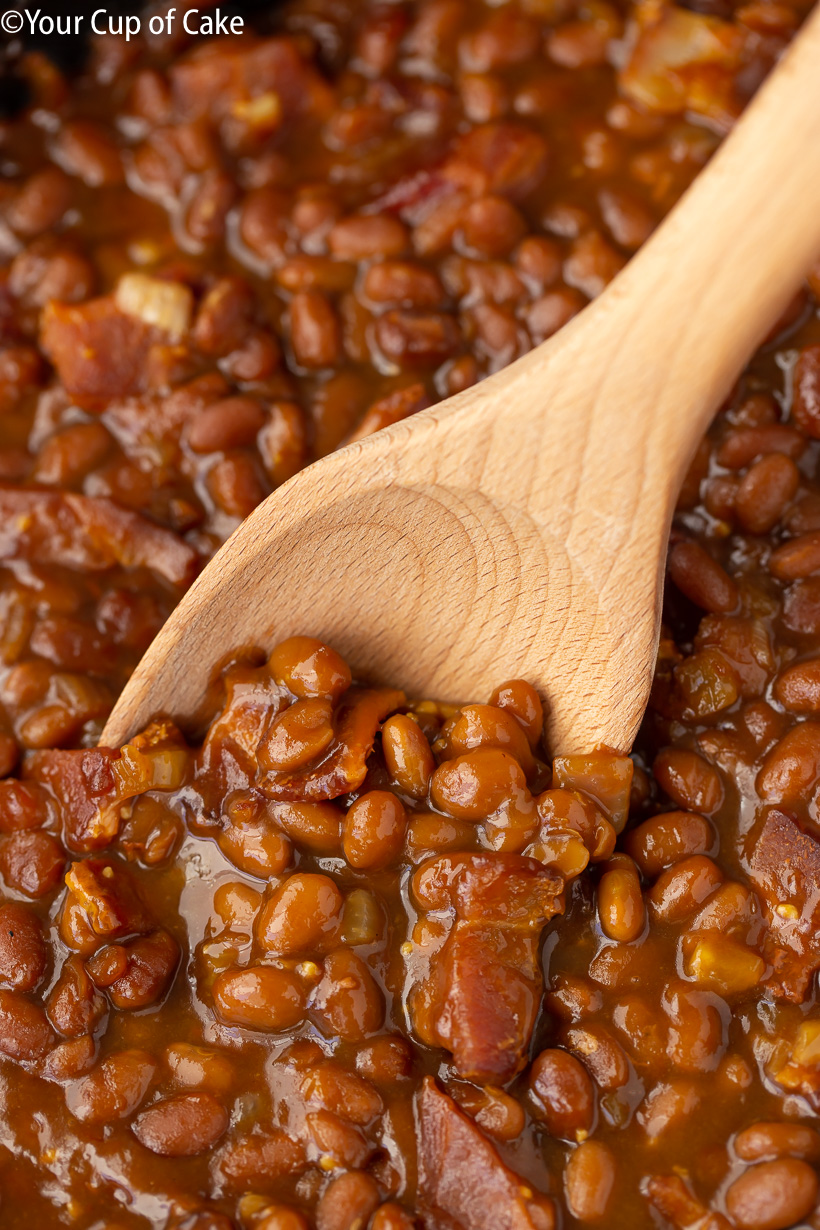 The BEST recipe for Easy Ultimate Baked Beans