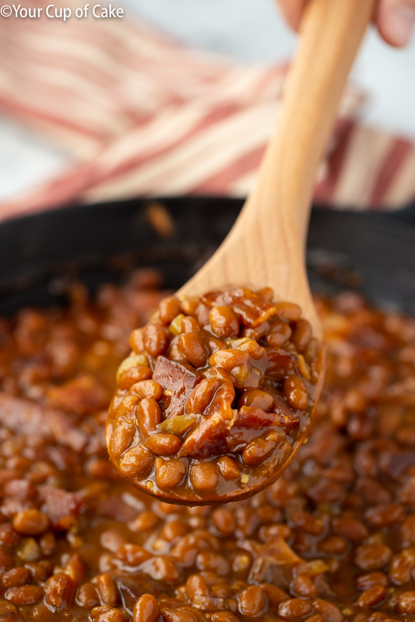 How to make Easy Ultimate Baked Beans