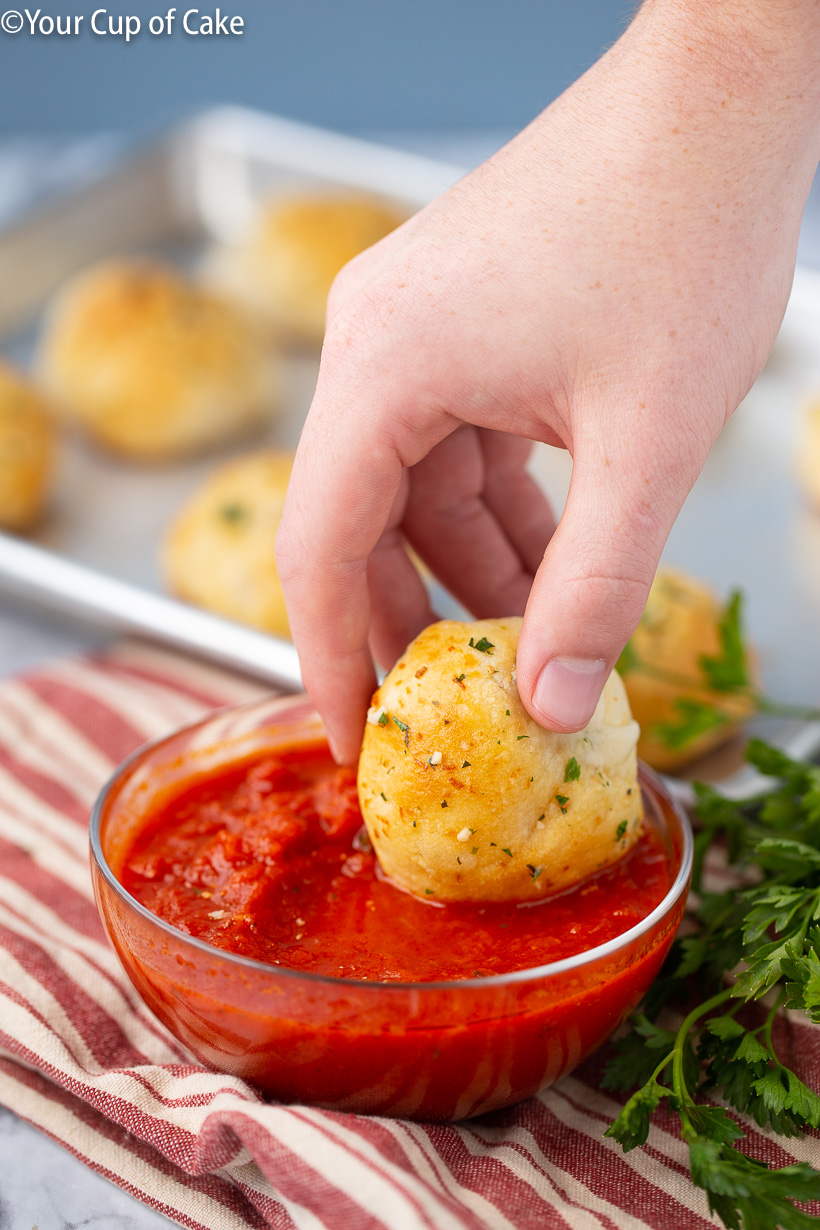 How to make Quick and Easy Cheese Bombs