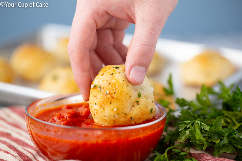 My kids LOVE making these Quick and Easy Cheese Bombs