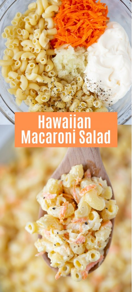 LOVE this recipe for World's Best Hawaiian Macaroni Salad