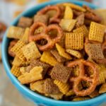 Honey Mustard Chex Mix