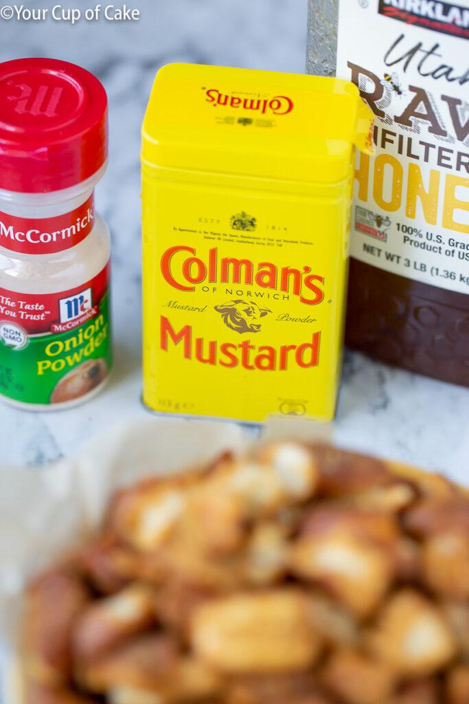 How to make homemade seasoned pretzels