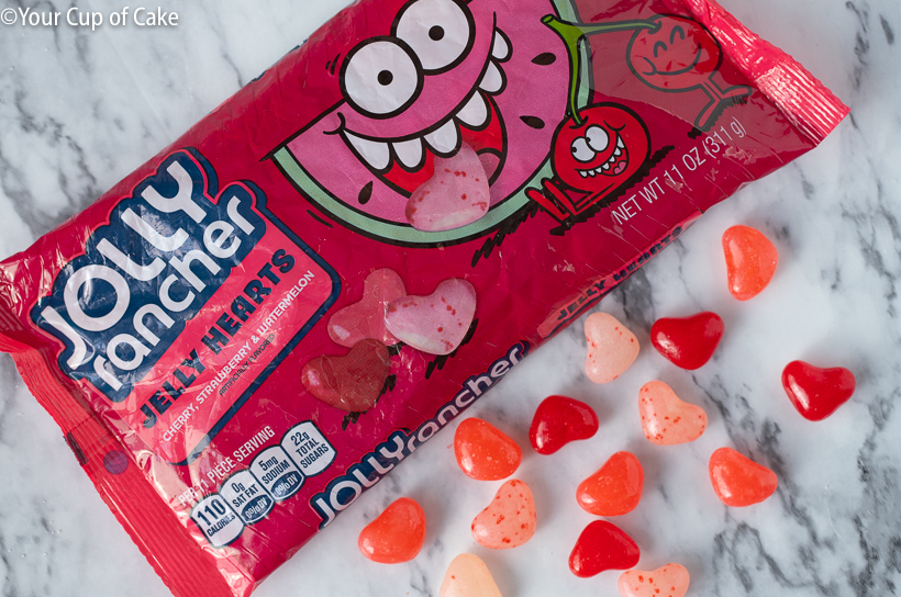 Why we love the Jolly Rancher Hearts for Valentine's Day