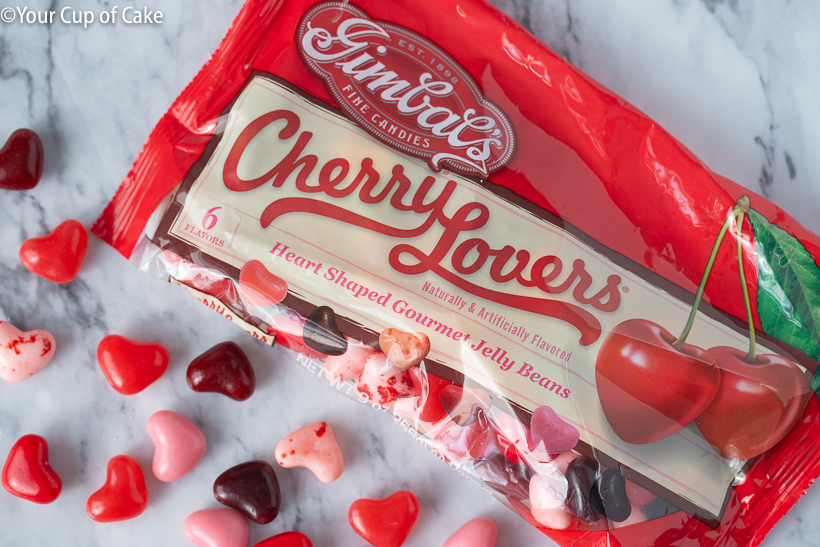 Gimbal's Cherry Lovers candy review