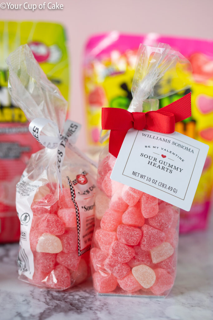 Williams-Sonoma is selling See's Sour Hearts for almost double the price!
